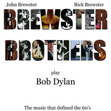 Brewster Brothers - Play Bob Dylan